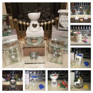 Oil Burners & Aroma Lamps