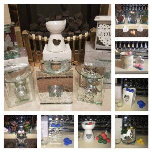 Oil Burners & Aroma Lamps