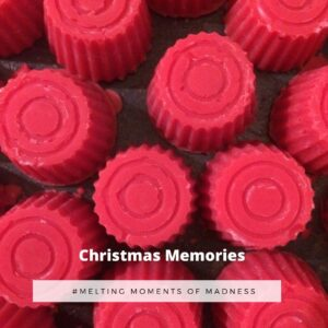 Christmas Memories Wax Melts