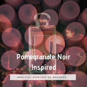 Pomegranate Noir Wax Melts