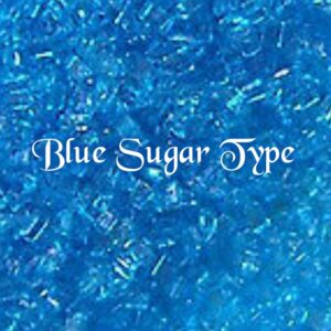 Blue Sugar Wax Melts
