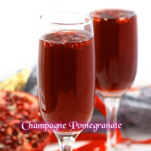 Champagne Pomegranate Wax Melts