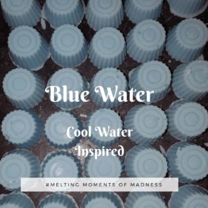 Blue Water Wax Melts