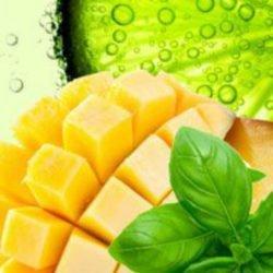 lime, basil and Mango Wax Melts
