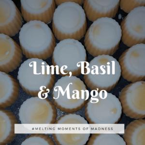 Lime Basil & Mango Wax Melts