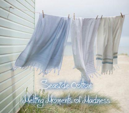 Seaside Cotton Wax Melts