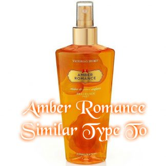 Amber romance type wax melts