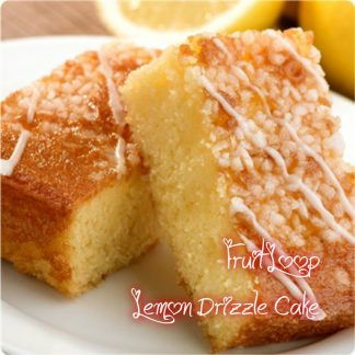 Fruit Loop Lemon Drizzle Cake wax Melts