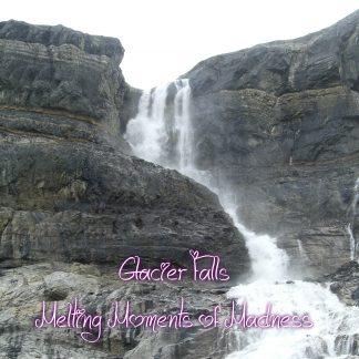 Glacier Falls wax Melts