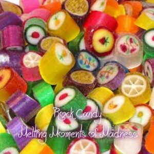 Rock candy wax Melts
