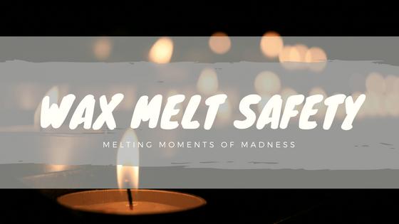 Wax Melt Safety Banner