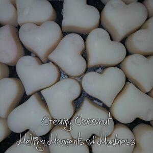 Creamy Coconut Wax Melts