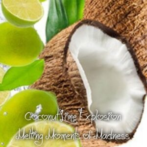Coconut Lime Explosion Wax Melts