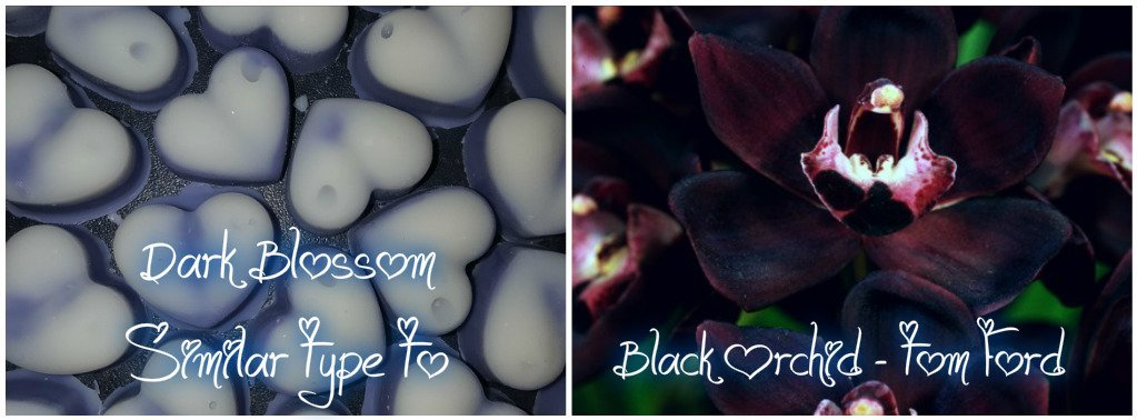 New Fragrances Dark Blossom