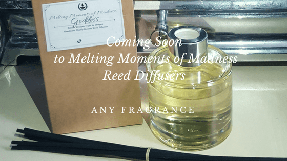 New Fragrances in Reed Diffusers