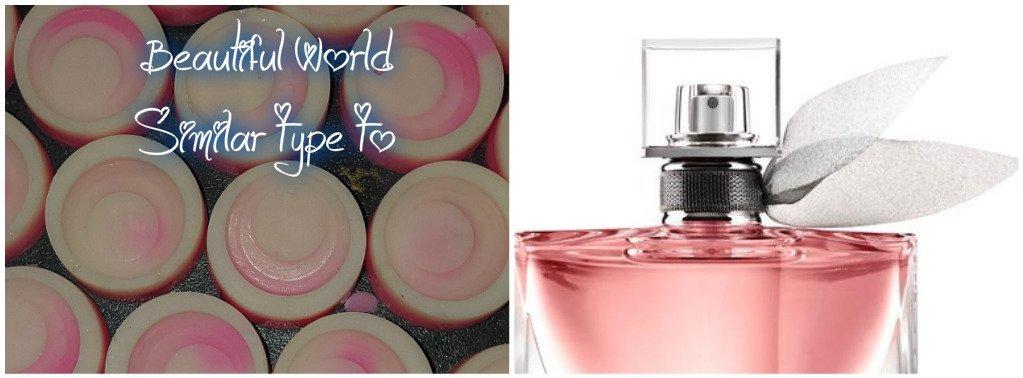 New Fragrances Beautiful World