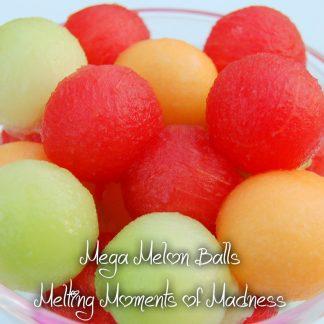 Mega Melon Balls Wax Melts