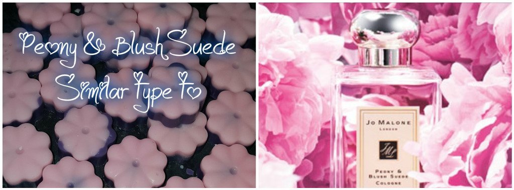 New Fragrances Peony and Blush Suede