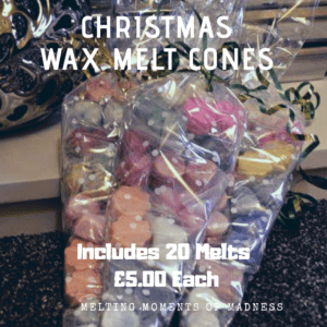 Christmas Large Wax Melt Cone