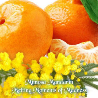 Mimosa Mandarin Wax Melts