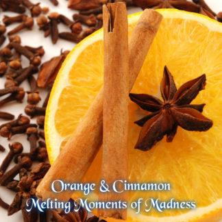 Orange and Cinnamon Wax Melts