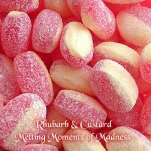 Rhubarb and Custard Wax Melts