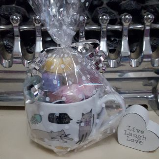 Cat Mug Gift Set
