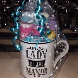 Lady Of The Manor Mug Gift Set