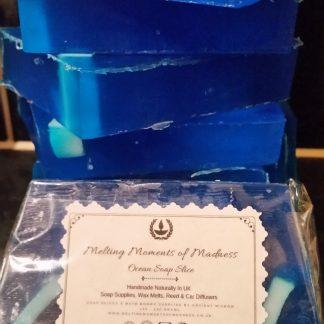 Ocean Soap Slice
