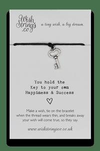 Wishstring Key To Happiness