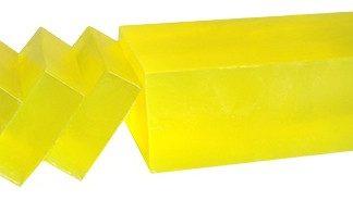 Citronella Soap Slice