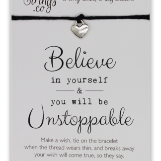Wishstring Believe in Yourself Bracelet