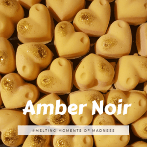 Amber Noir Wax Melts