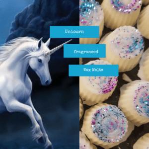 Unicorn Wax Melts