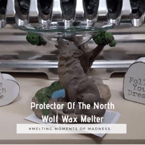 Forest Wolf Oil Burner