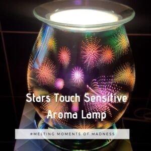 3d Star Aroma Lamp