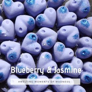 Blueberry & Jasmine Wax Melts