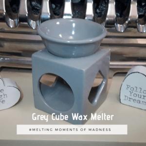Ceramic Cube Wax Melter