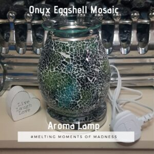 Onyx Mosaic Aroma Lamp