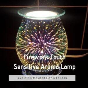 3D Firework Aroma Lamp