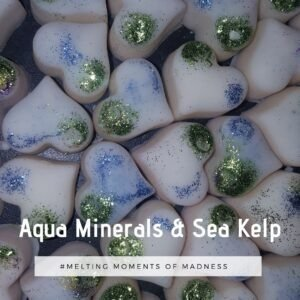 Aqua minerals and sea kelp