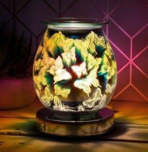 LP45280 3D Butterflies Aroma Lamp
