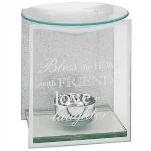 LP46135 Sentiments Home Wax Melter- Silver Only