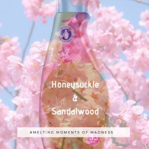 honeysuckle & Sandalwood Wax Melts