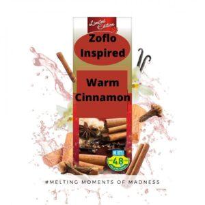 Zoflo Warm Cinnamon Wax Melts