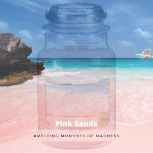 Pink Sands Wax Melts