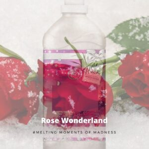 Rose Wonderland Wax Melts