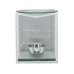 Always in our Thoughts Wax Melter