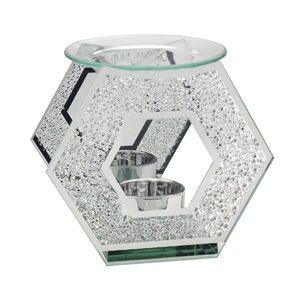 Crystal Hexagon Wax Melter