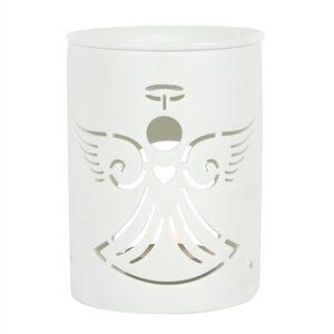 Cutout Angel Ceramic Wax Melter